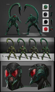 Scorpion from MSM concept art