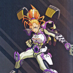 Corona in Battle Mode from the books