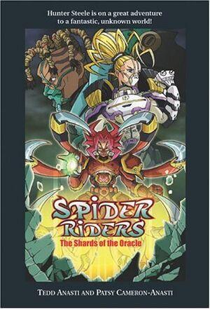 SpiderRiders TheShardsOfTheOracle