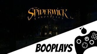 "B00Plays ""The Spiderwick Chronicles"" MY UNDYING LOVE FOR SARAH BOLGER"
