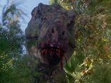 Male Tyrannosaurus rex (Jurassic Park III)