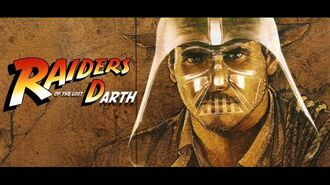"""Raiders of the lost Darth"". Movie Mashup."