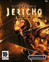 Clive Barker Jericho Cover