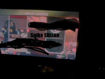 Spike Ellison 17