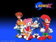 Sonic x Wallpaper yozy6
