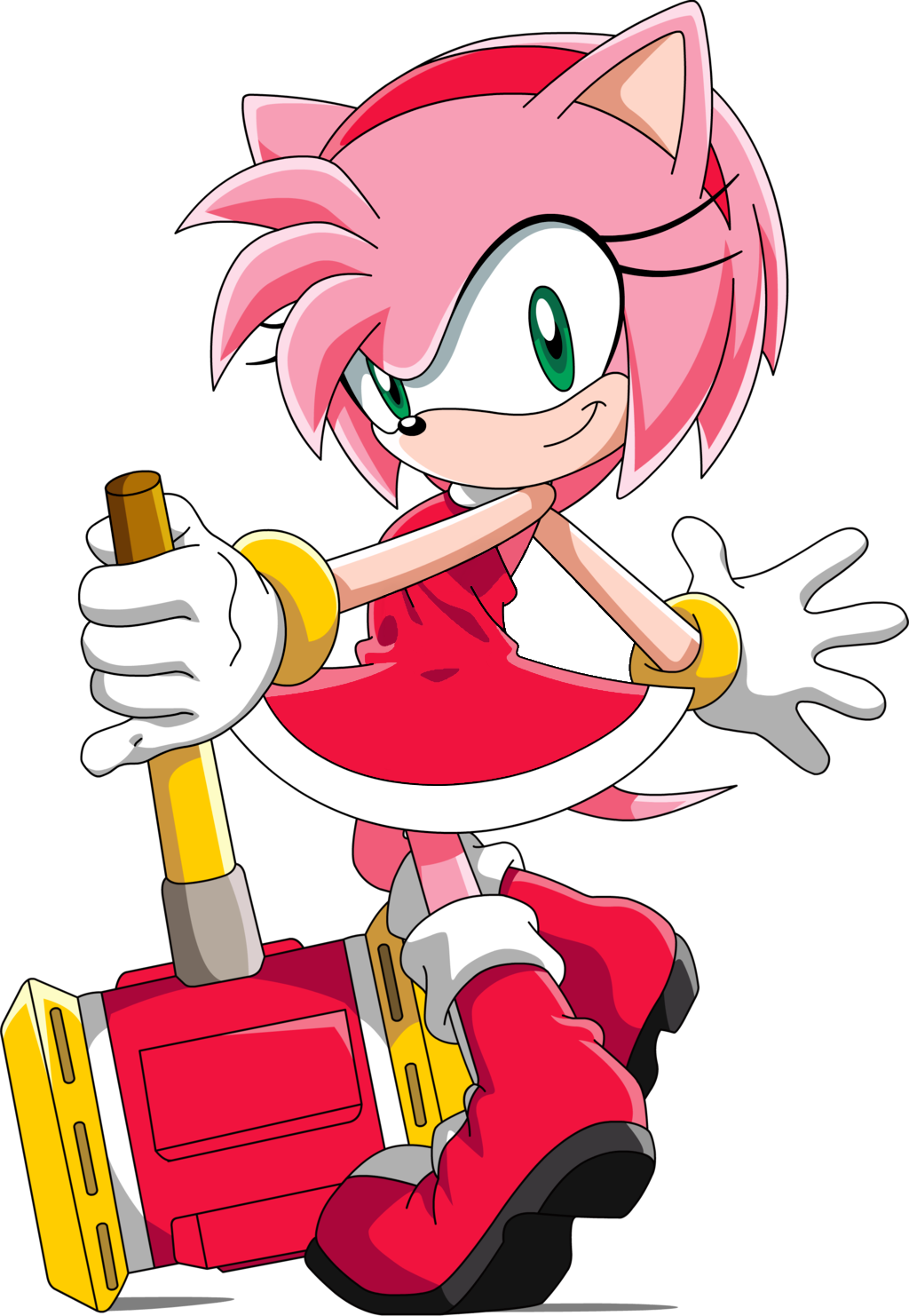 Image amy rose sonic x png sonic x wiki fandom - Amy rose sonic x ...