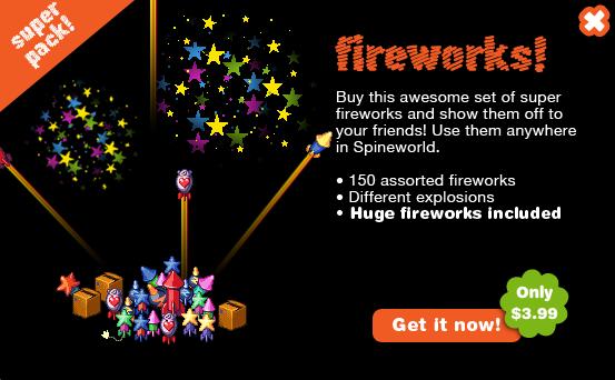 150 Fireworks