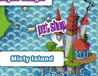 Misty Island map