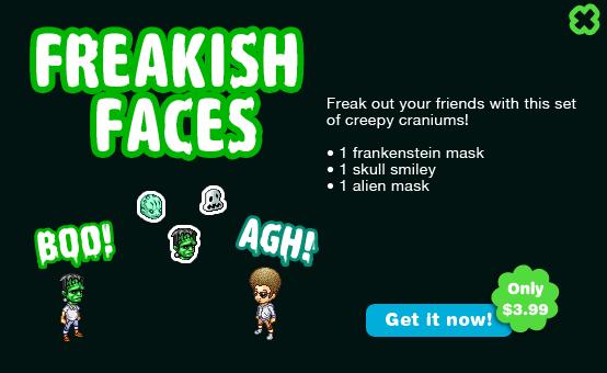 Freakish Faces