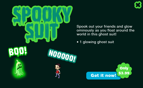 Spooky Suit