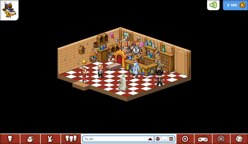 Zorofs-room