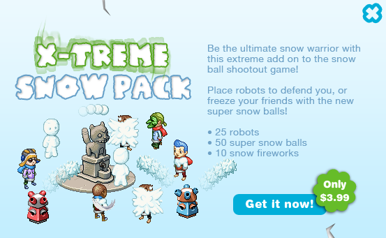 X-treme Snow Pack