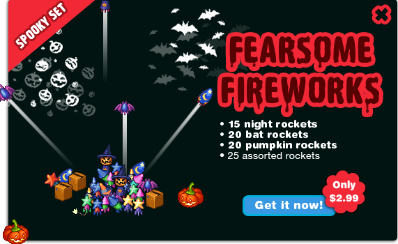 Fearsome Fireworks