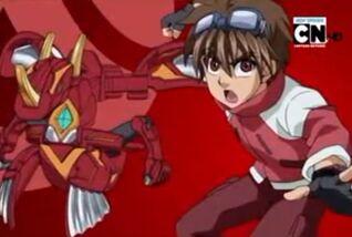 Dan and Fusion Dragonoid