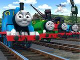 Thomas And Friends: R.I.P. Sir Topham Hatt