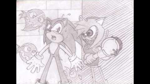 "Sonic and the black knight ""AMY"""