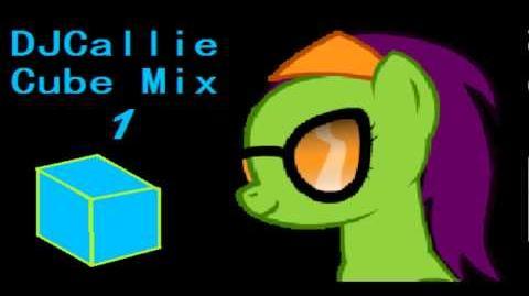 Cube Mix 1 - DJ Callie