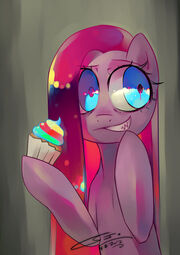 Pinkamena et rainbow dash by iopichio-d4onc2g large
