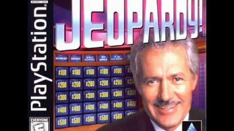 CREEPYPASTA The Lost Jeopardy Episode