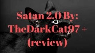 Satan 2.0 By- TheDarkCat97 + (review)