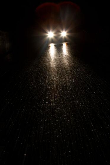 Headlights-in-dark