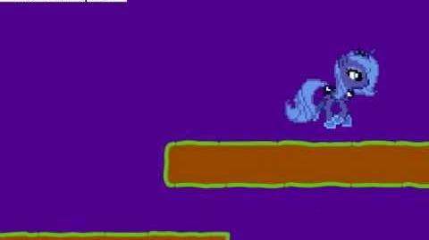 Luna Game (Flash Version)