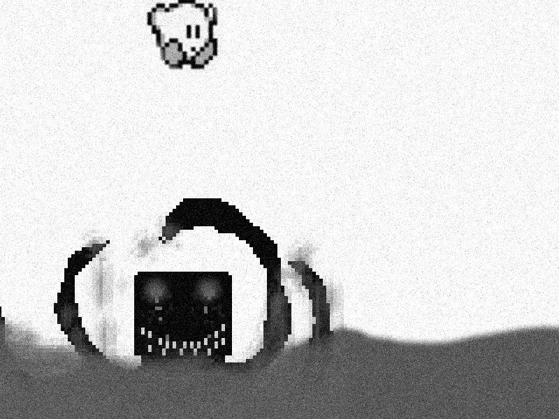 Kirby vs Mars