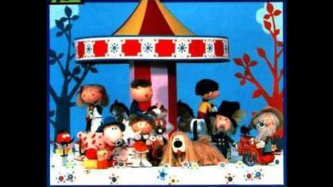 Normal Magic Roundabout Theme.