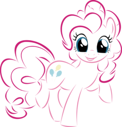 Pinkie pie by up1ter-d4jqbos