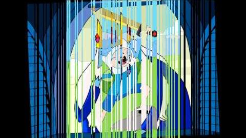 CREEPYPASTA Adventure Time Theory (The Great Mushroom War)