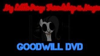 MLP FIM- Goodwill DVD