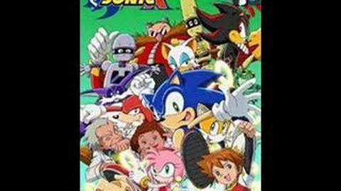 Gotta Go Fast - Sonic X
