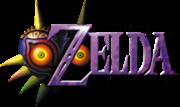 The Legend of Zelda - Majora's Mask (logo)
