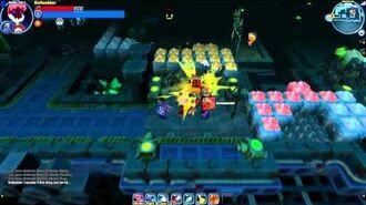 Прохождение 10-1 Crimson Chaos - уровень Complex 357 (D26)
