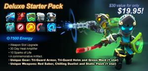 Deluxe Starter Pack