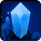 Mineral Icon Blue