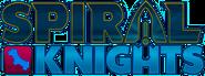 Spiral Knights logo flat