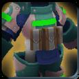 Plated Snakebite Pathfinder Armor