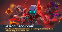 Hazardous Lockdown 2018