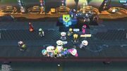 Spiral Knights Grand Finale Event Arcade