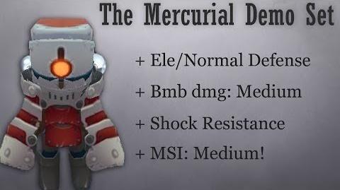 Демонстрация комплекта Mercurial Demo