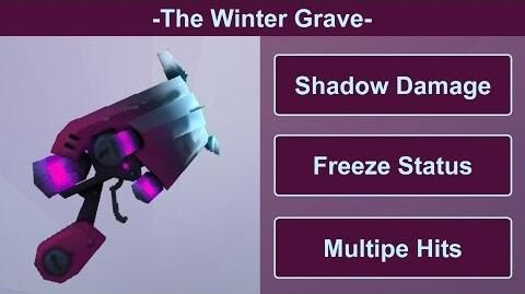 Демонстрация Winter Grave