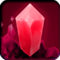 Mineral Icon Red