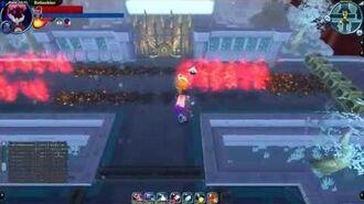 Прохождение 10-1 Crimson Chaos - уровень The Frozen Compound (D25)