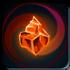 Dim Fire Crystal