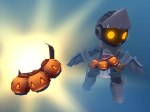 Pumpkin Bomb Bandolier promo
