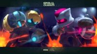 Spiral Knights - Sky Island Skirmish - Original Soundtrack by Harry Mack