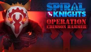 Operation Crimson Hammer promo