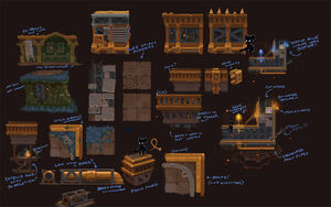 Concept clockworks tileset by malakym