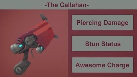 Демонстрация Callahan